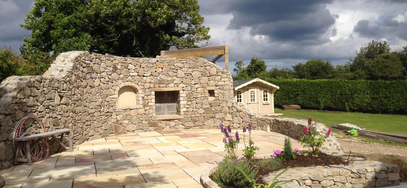 Stone Walls Dun Laoghaire